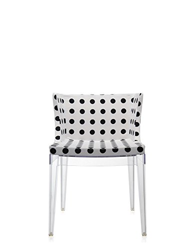 Kartell MADEMOISELLE à la mode Chaise, blanc