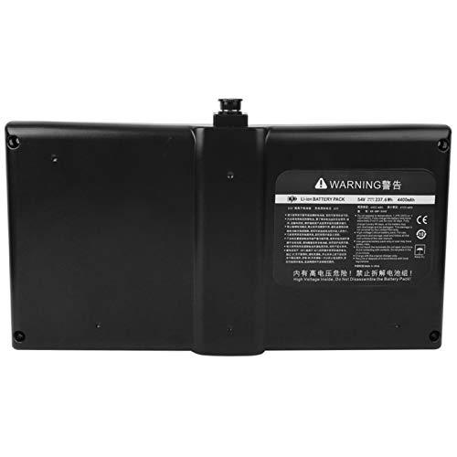 LIUTT Batería de Litio Scooter-Plastic 54V 4400mAh Paquete de batería de Litio de protección Ocho Veces para Scooter eléctrico M9