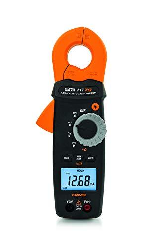 HT-Instruments HT79 TRMS - Tenazas de corriente a partir de 0,1 mA AC/DC