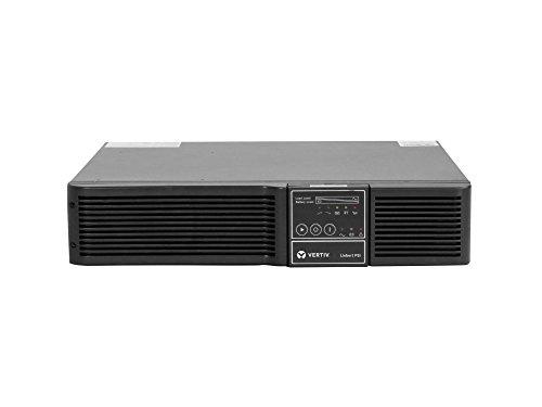 Vertiv Liebert 3000VA 2700W 120V Advanced AVR Line-Interactive UPS, Pure Sine Wave, 2U Rackmount/Tower, Supports Active PFC (PS3000RT3-120),Black