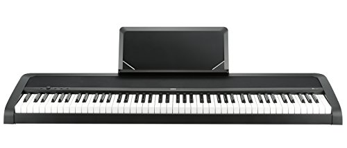 Korg B1 88 Key Digital Piano with Enhanced Speaker System Black