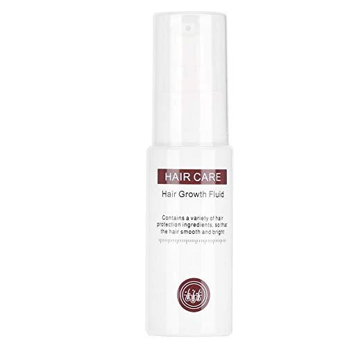 Qiilu Voorkom Haaruitval Haargroei Essentiële Olie, 30 ml Verliesbehandeling Haarverdikking Serum Haarverzorgingsvloeistof