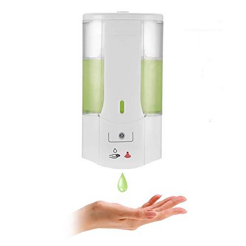Dispenser Automatico Di Sapone Da Parete Con Dispenser Di Sapone Liquido In Plastica Da 450 Ml Dispenser Per Bagno In Cucina