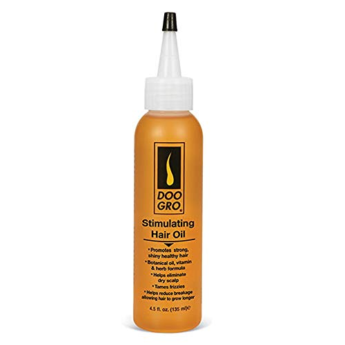 DOO GRO Stimulating Growth Oil, 4.5 oz (Pack of 5)
