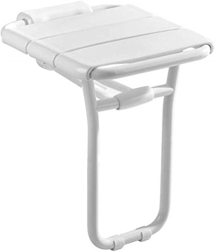 Opvouwbare badkamerstoel veiligheid badkamer vouwstoel oude douche beenkruk met poten klapstoel comfortabel