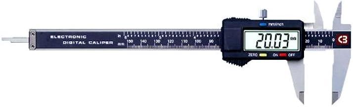 Chicago Brand 50001 6-Inch Electronic Digital Caliper