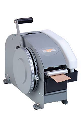 Nassklebeband-Spender, MATIC 80 PLUS, 500x260x350mm, für Nassklebeband von 40 bis, 80 mm Breite und 200 lfm.