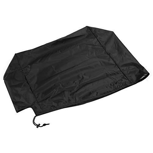 Cubierta de protección Cubierta de Accesorios Marinos Tela Oxford Práctica Impermeable, para Motor Fuera de borda de yate de Barco(68 * 35 * 61)