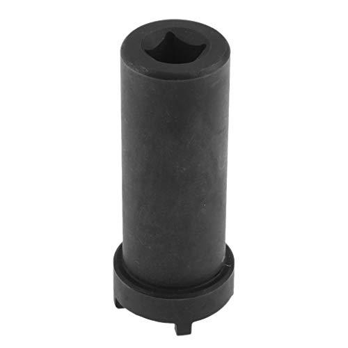 DFYYQ Motorrad-Kupplung Werkzeugsicherungsmutter Schraubenschlüssel Sockel for GY6-150cc Schwarz
