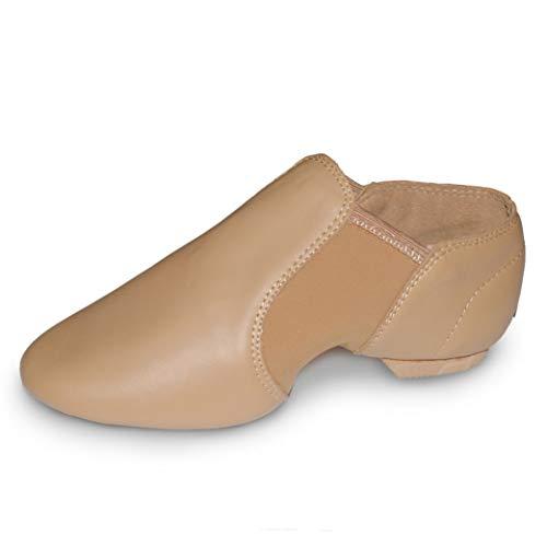 slip on jazz shoes neoprene
