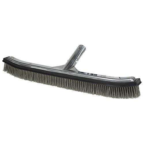 Poolmaster Algae Brush with Stainless Steel Bristles