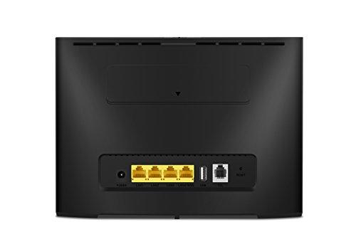 HUAWEI B525s LTE Router 300 Mbit (Cat. 6) schwarz