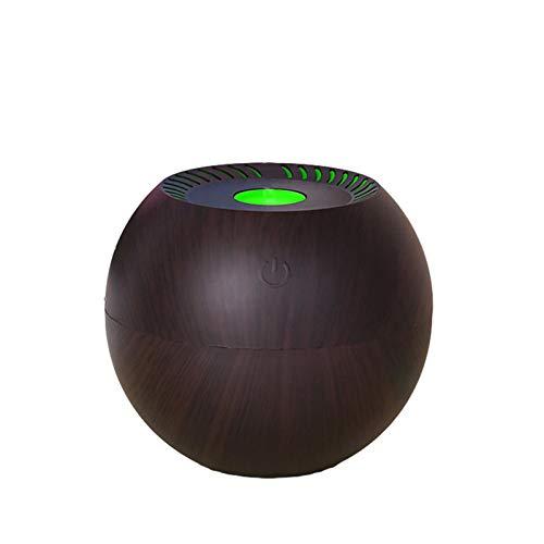Humidificador, Humidificador Portátil Humidificadores USB Para Coche Humidificador Silencioso, Luces De Colores Humidificador Pequeño De Niebla Fina, Humidificador Portátil Para Coche Oficina