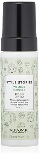 Alfaparf Style stories Volume mousse 125ml - mousse volumizzante