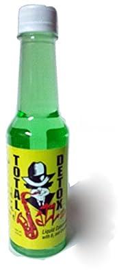 Jazz Total Detox – Green Apple 10oz from Total Detox