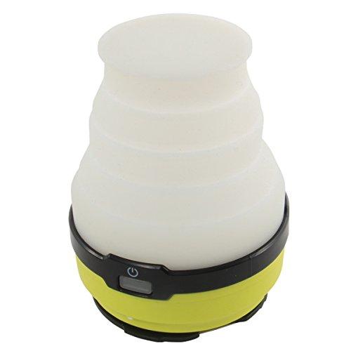 DOD(ディーオーディー) LED ソーラー ポップアップ ランタン USB充電(電池別売り) 連続点灯80時間 200ルーメン L1-427