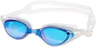 Aquazone Adjustable Swimming Goggles Premium UV 400 Protection-Anti Fog Swim Goggles-Free Case-Great Adult, Men's, Women's...