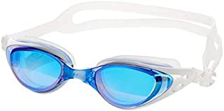 Aquazone Adjustable Swimming Goggles Premium UV 400...