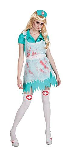 Boland Costume d'infirmière sanglante pour Adulte
