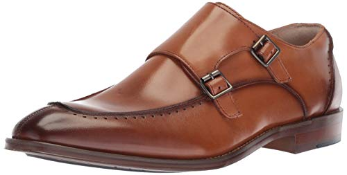 Leather Buckle Shoes for Men