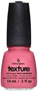 (6 Pack) CHINA GLAZE Texture Nail Lacquers - Itty,Bitty,Gritty (並行輸入品)