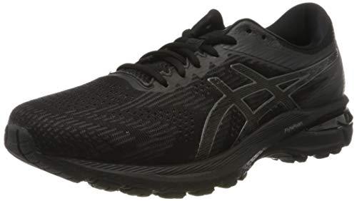 ASICS Herren Gt-2000 8 Running Shoe, Black/Black, 43.5 EU