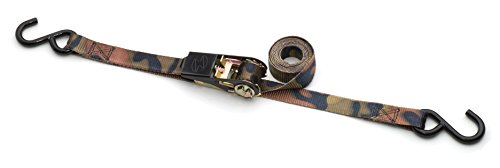 Reese Secure 9485500 8' Standard Duty Camo Ratchet with Metal Handle
