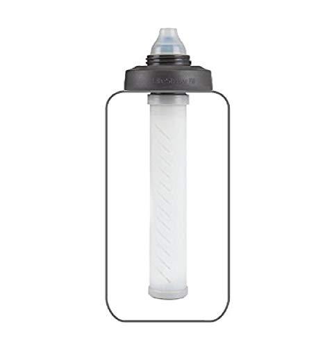 LifeStraw Universal, universeller Trinkflaschenadapter mit 2-Stufen Filterung, LSUN01FK01, EinheitsgrÃße