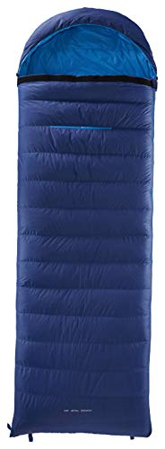 YETI Tension Brick 600, Royal Blue/Methyl Blue Daunenschlafsack Schlafsack, Größe XL