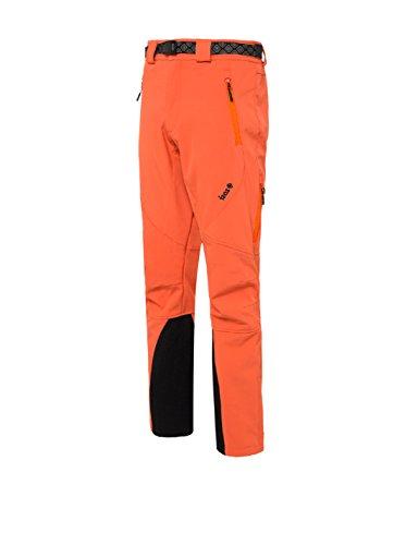 IZAS Malcus - Trekkinghose für Herren XXL orange