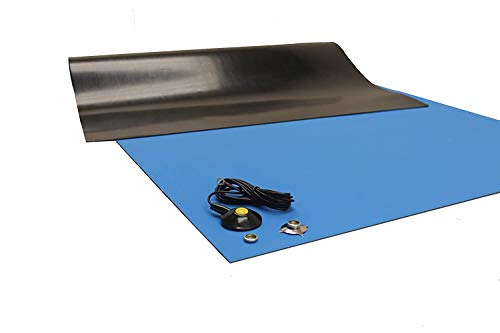 Rubber ESD Anti-Static HIGH Temperature Soldering MAT-30