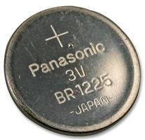 PaNASONIC-BR1225–BN-BATTERIE LITHIUM, BR1225 48mAh