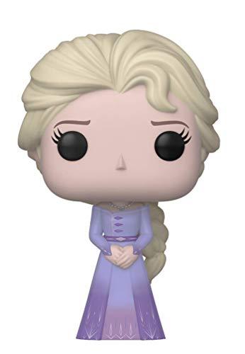 Frozen II Funko Pop 590 Elsa Hot Topic Esclusiva 9 CM Figure Disney Film Cinema