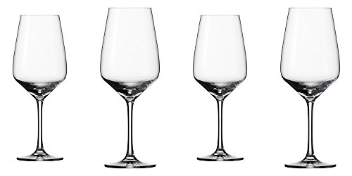 Vivo By Villeroy & Boch Group Voice Basic Set de Base de Verres à Vin Rouge, Cristallin, 4 Pièces