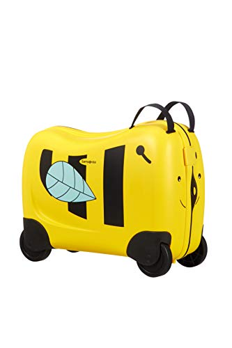 Samsonite Dream Rider - Valigia per Bambini, 51 cm, 28 L, Giallo (Bee Betty)