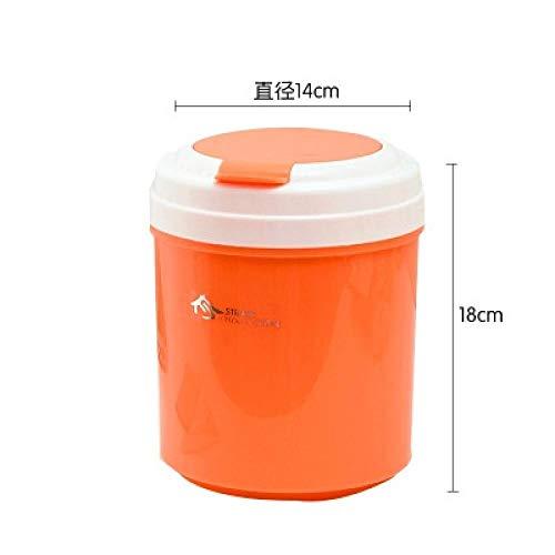 Sinzong Afvalcontainers, bureau-afvalemmer, huishouden, nachtkastje, make-uptafel, kleine vuilnisemmer, rond