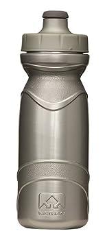 Nathan Tru-Flex Bottle 22-Ounce Silver