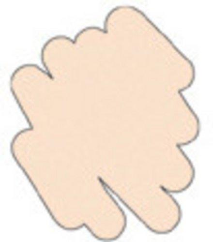 Uchida Marvy Puffy Velvet marqueur de Tissu, Chair