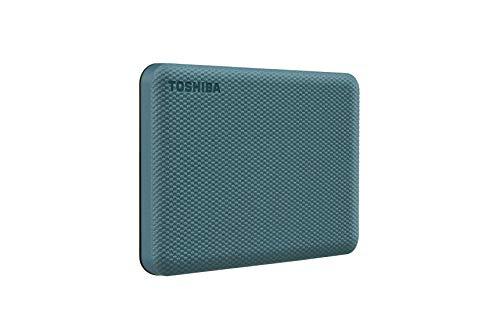 HD Externo Toshiba 1TB Canvio Advance VERDE - HDTCA10XG3AA