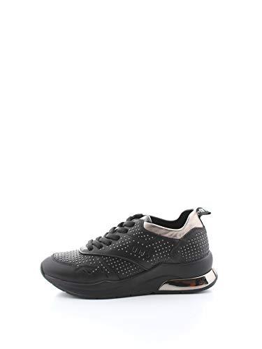 Liu Jo Dames Schoenen Lage Sneakers B69025P010222222 Karlie 14 Maat 38 Zwart
