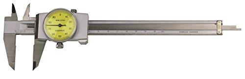 CNC QUALITÄT Uhren-Messschieber 300 mm