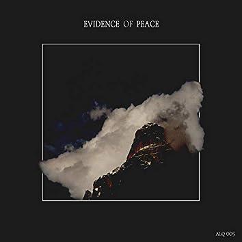 Evidence of Peace