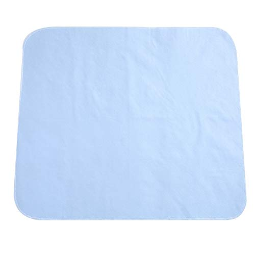 Underpad Bed Pad, 75 cm x 86 cm, herbruikbare onderlegger, wasbaar, waterdichte incontinentieonderlegger voor kinderen en volwassenen