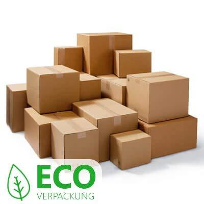 10er Pack - Davpack 2-welliger Karton (300x215x140) - in vielen verschiedenen Größen erhältlich