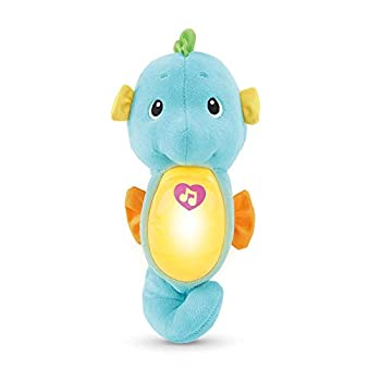Fisher-Price Soothe & Glow Seahorse  Blue