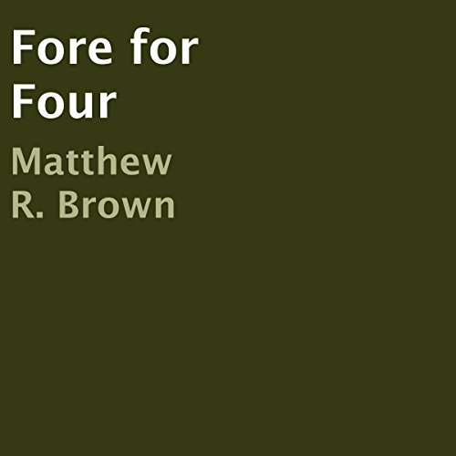 Fore for Four audiobook cover art