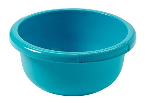 CURVER Rundschüssel 4.0L in Molokai blau, Plastik, 28 x 28 x 12 cm
