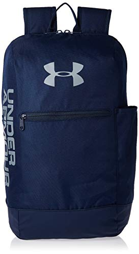 Under Armour Patterson Backpack Mochila, Unisex Adulto, Azul (Academy/Steel 408), Talla...