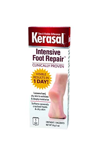 Kerasal Intensive Foot Repair Deeply Moisturizes  Visible Results in Just 1 Day  1 Ounce