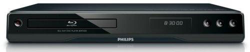 Philips BDP 2500/12 Blu-ray Disc-Player (HDMI, Upscaler 1080p, Untertitelverschiebung, DivX® Ultra) schwarz